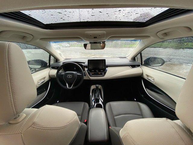 Corolla Altis Híbrido Premium top - Foto 4