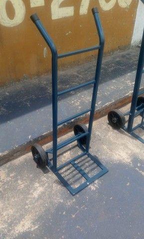 Carrinhos de carga reforçado  - Foto 2