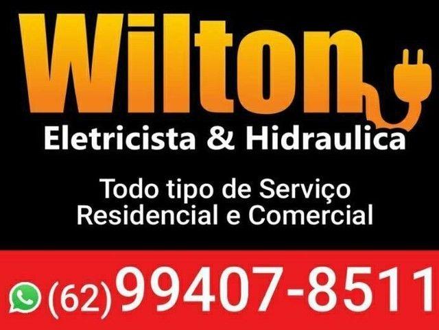 Wilton Eletricista residencial e predial e Serviços em geral
