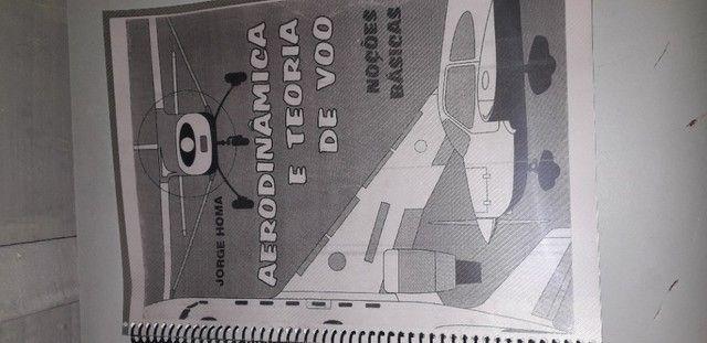 Livros piloto privado avião R$120 - Foto 6