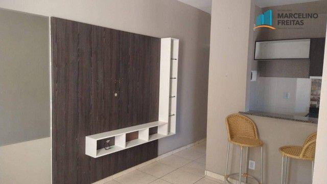 Apartamento com 2 dormitórios para alugar, 44 m² por R$ 809,00/mês - Vila Velha - Fortalez - Foto 8