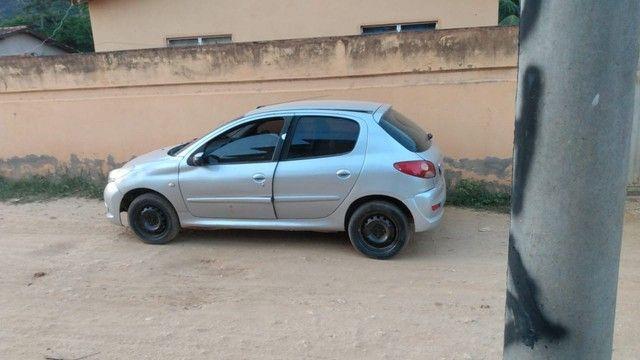 Peugeot 207 2012 xr 1.4 8v troco por XRE - Foto 3