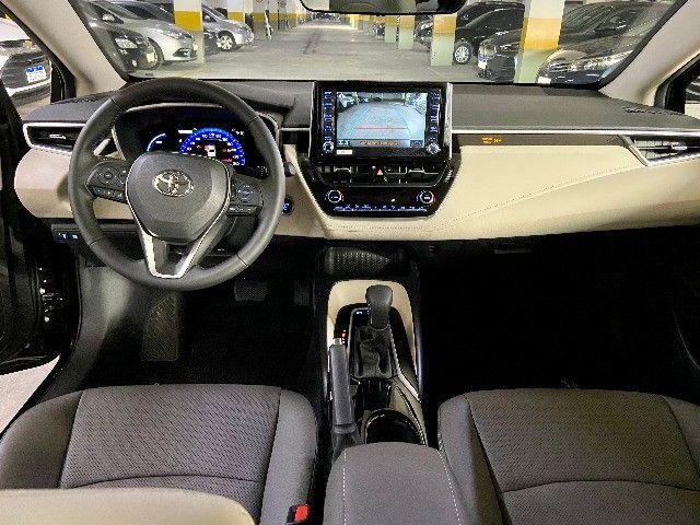 Toyota Corolla Altis Hybrid Blindado Teto Solar Okm Pronta Entrega - Foto 11