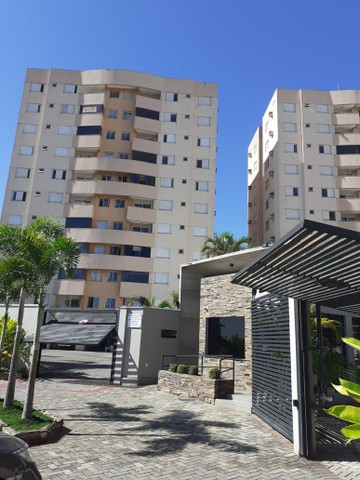 3 Qts 1 Suite Prox Buriti shoping Cond Clube
