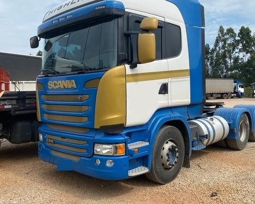 Caminhão R 510 Scania - 2018/2019 - Foto 2