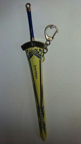 pingente espada cheveiro..22 cm - Foto 6