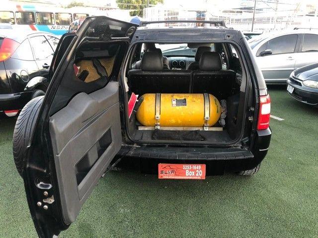 EcoSport XLT 1.6 completa com kit gás. - Foto 3