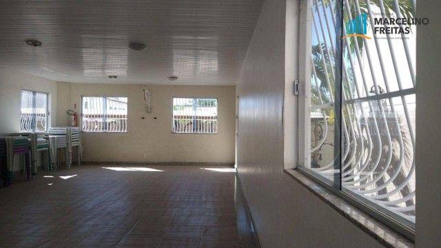 Apartamento com 2 dormitórios para alugar, 44 m² por R$ 809,00/mês - Vila Velha - Fortalez - Foto 4