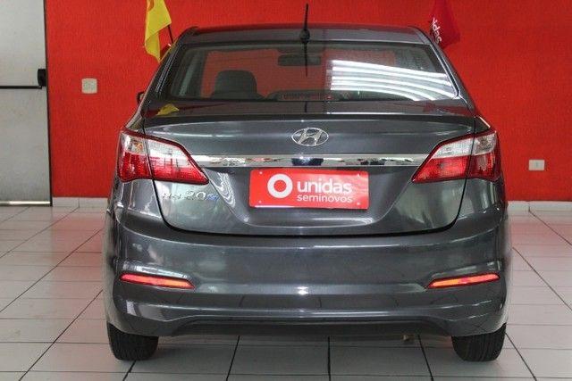 Hyundai HB20s Unique 1.0 4p Flex 2019 (Oportunidade) - Foto 5