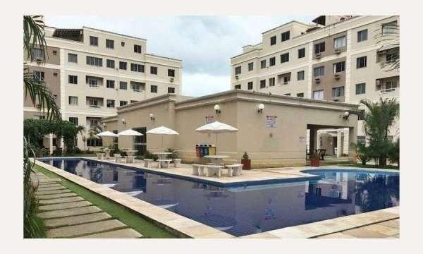 Apartamento com 02 quartos próximo a Praia do Futuro