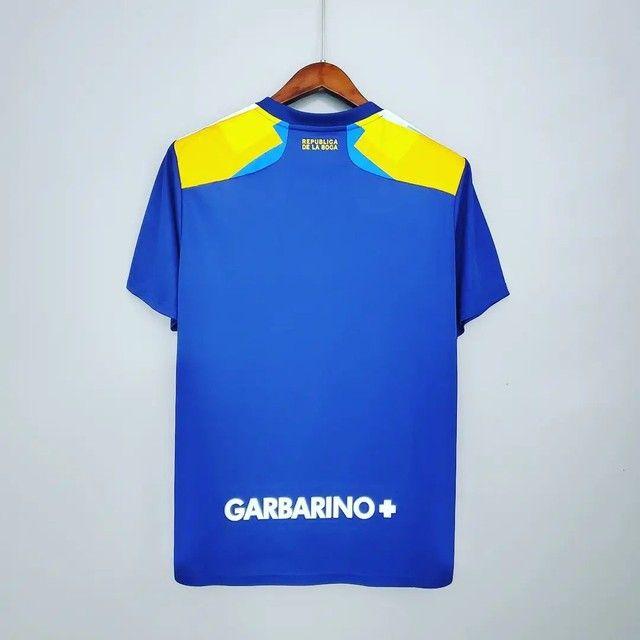 Camisa do Boca jr Premium - Foto 6