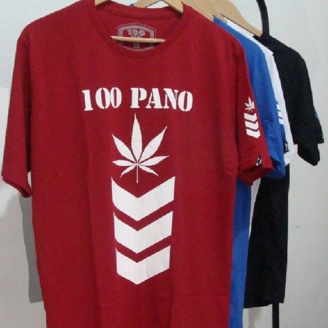 Camisas 100 PANO - Foto 2