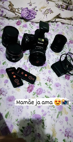 Câmera fotográfica ! Preço a negociar