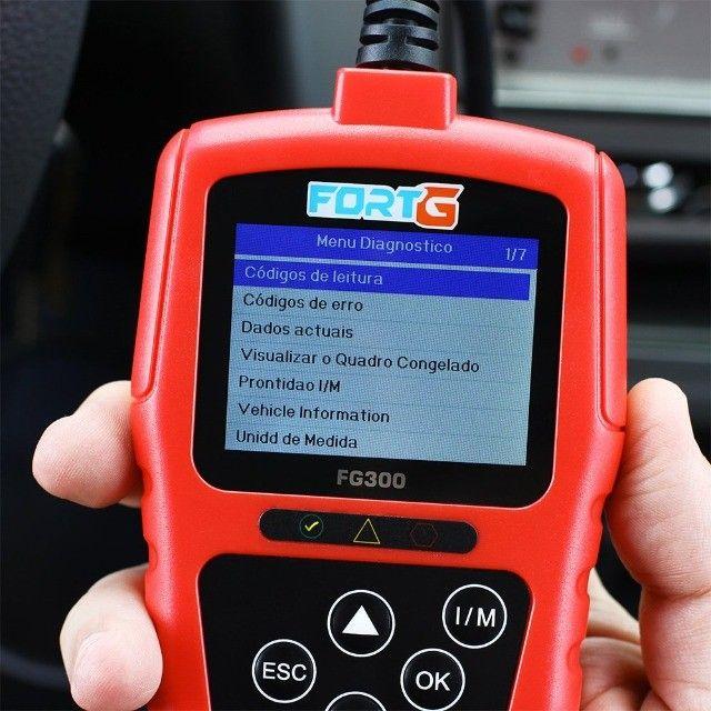 Scanner Leitor de Códigos de Falhas Automotivo - Foto 5