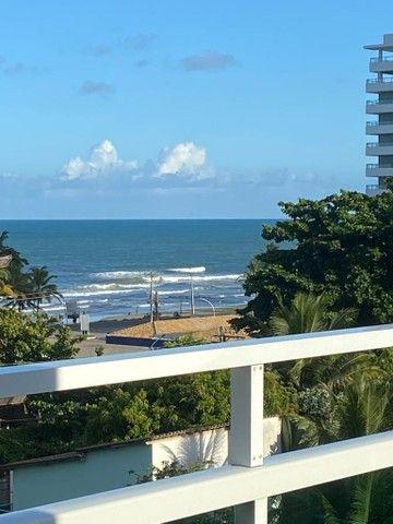 Belíssima cobertura toda climatizada, vista mar. - Foto 5