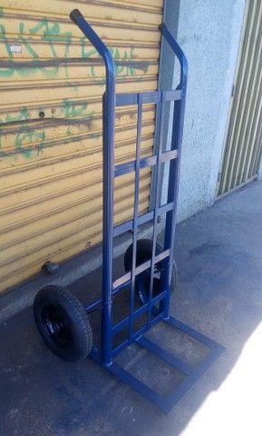 Carrinhos de carga reforçado  - Foto 3