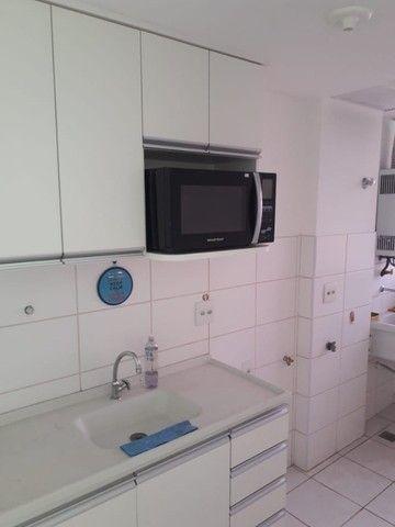 Condomínio Rio Residencial Del Castilho Dois quartos com suíte - Foto 8