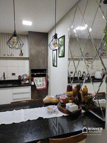 Casa com 2 dormitórios à venda, 99 m² por R$ 380.000,00 - Jardim Tupinambá - Maringá/PR - Foto 10