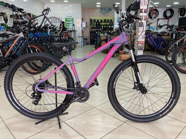 Bicicleta Elleven Luna 24v Shimano
