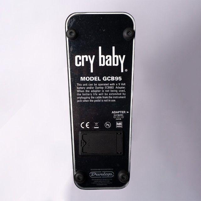 Pedal  Cry Baby GCB95   Novo - Foto 3