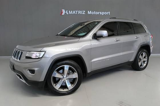 High Quality JEEP GRAND CHEROKEE 2014/2014 3.0 LIMITED 4X4 V6 24V TURBO DIESEL 4P  AUTOMÁTICO