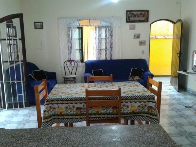 Casa com piscina em Peruíbe - Foto 4