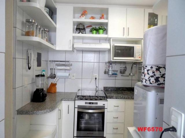 Cygnus, apartamento 3 quartos, 2 vagas, próximo Whashington Soares, Luciano Cavalcante - Foto 7