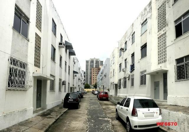 Jardim iracema, apartamento na Aldeota com 2 quartos, 1 vaga, avenida Santos Dumont