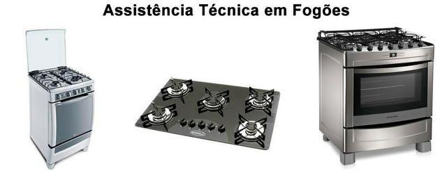 Assistência técnica Fogões 3247-8455 Instalação e conserto Curitiba