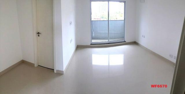 Verdi, Apartamento no Guararapes, 4 suítes, 4 vagas, novo, área de lazer completa - Foto 11