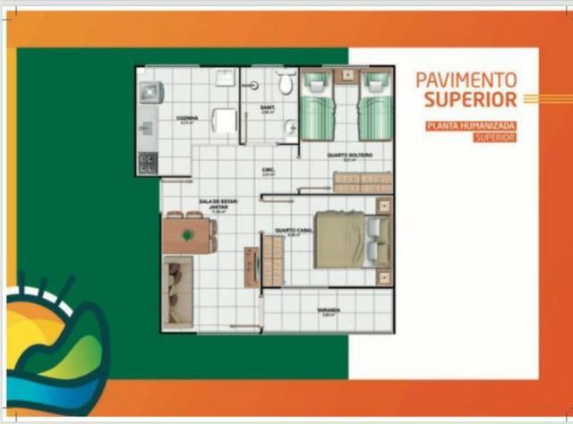 Apartamentos em condomínio completo! - Foto 17