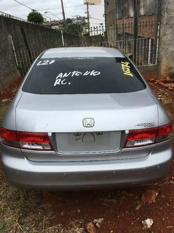 Sucata Desmontada para Peças - Honda Accord EX 3.0 V6 2003 até 2006 - Foto 2