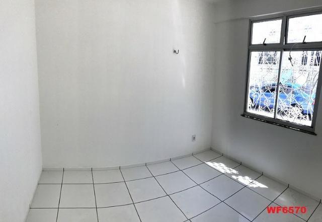 Jardim iracema, apartamento na Aldeota com 2 quartos, 1 vaga, avenida Santos Dumont - Foto 6