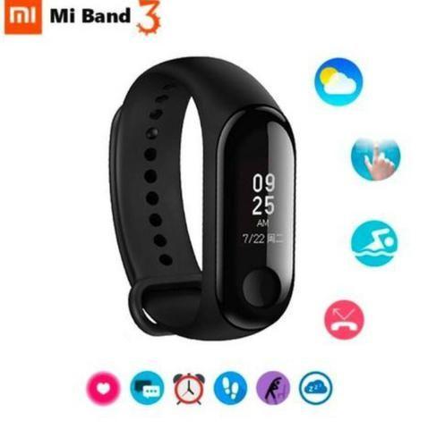Promoção Xiaomi mi band 3 + pulseira reserva + película lacrada - Foto 2