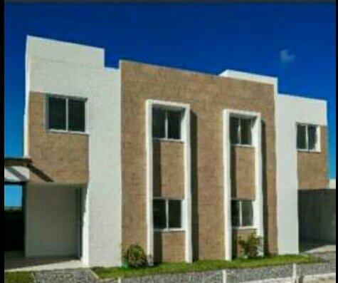 Na Praia do Francês Casas Duplex com 91,00m2 e 96,00 m2. Carpe Diem Res. Clube
