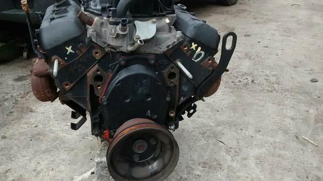 Motor da S10 ou blaser a gasolina(inteiro ou em peças)