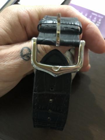 689745a1778 Relógio Cartier top - Bijouterias