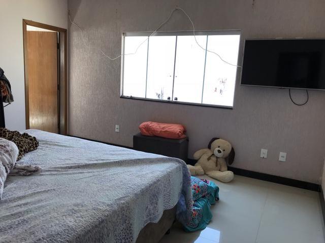 Linda casa em Condomínio Fechado de Sobradinho/ Vila Verde, aceita troca - Foto 9