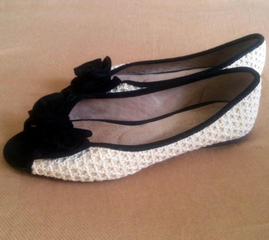 ba73e9fb01ea9 Sapato Roberto Oshiro Tam 34 (Veste 35) NOVA - Roupas e calçados ...