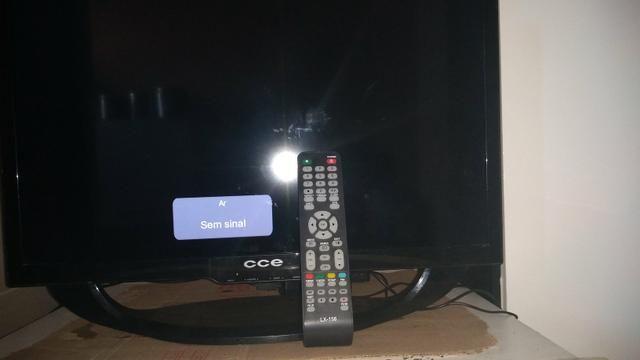 Vende.se uma tv cce de 24