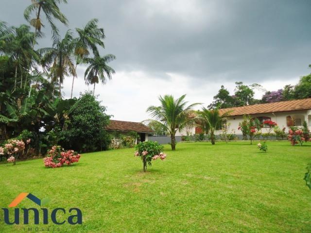 Casa à venda com 3 dormitórios em Vila nova, Joinville cod:UN00687 - Foto 2