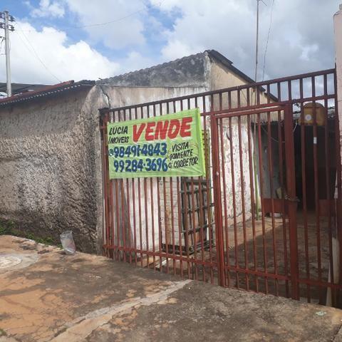 Lote com 2 casas simples na 615 Samambaia Norte R$ 90.000,00