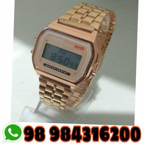 7b515a78e7e Promoção limitada relógio casio - Bijouterias