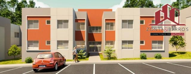 Apartamento à venda com 2 dormitórios em Estados, Fazenda rio grande cod:AP00003 - Foto 10