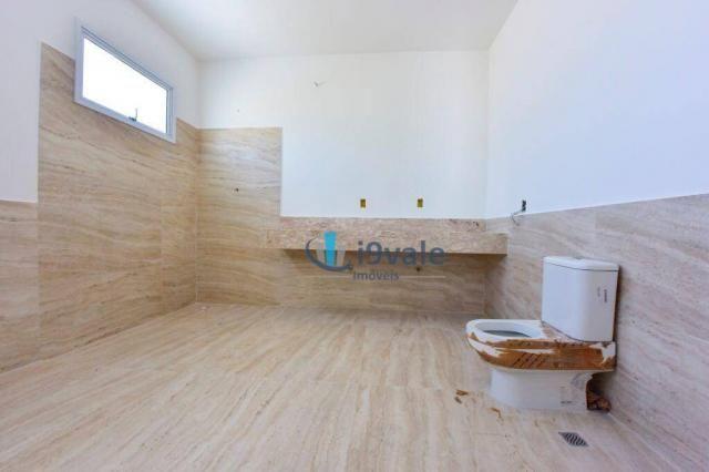 Casa com 4 dormitórios para alugar, 392 m² por r$ 4.800,00/mês - mirante do vale - jacareí - Foto 9