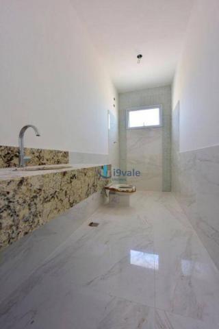 Casa com 4 dormitórios para alugar, 392 m² por r$ 4.800,00/mês - mirante do vale - jacareí - Foto 8
