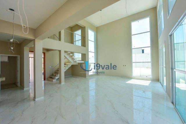 Casa com 4 dormitórios para alugar, 392 m² por r$ 4.800,00/mês - mirante do vale - jacareí