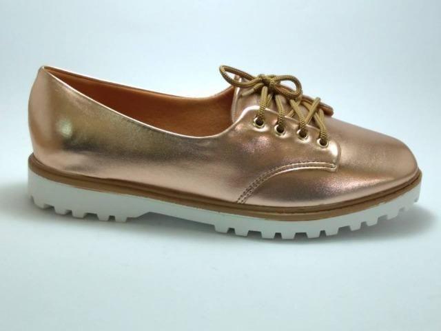 8f4e2fd72 Sapato Oxford (Produto Novo) Fechamento de loja - Roupas e calçados ...