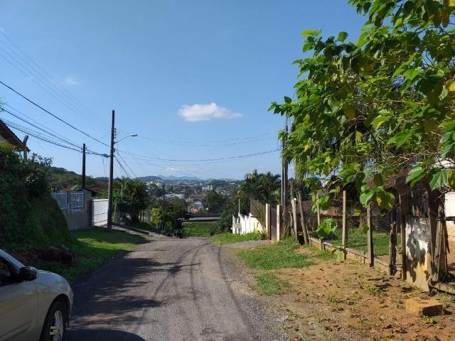 Terreno em local alto no Nova Brasilia - Foto 8