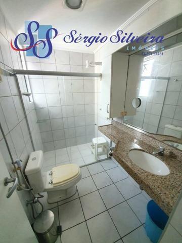 Apartamento na Aldeota com 4 suítes todas com closet, amplo e ventilado, nascente 4 vagas - Foto 13